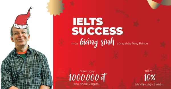 ielts giang sinh 2018