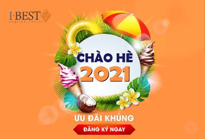 chinh phuc ielts chao he 2021